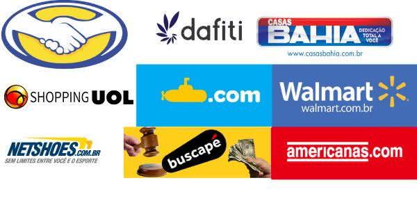 fc8494af2 Top 10 maiores sites de compras do Brasil