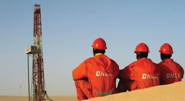local de extração de petroleo entre os segredos jamais revelados