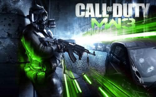 Call of Duty Modern Warfare 3 game mais vendido do Playstation 3 de todos os tempos