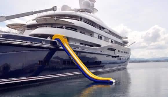 Al Mirqab yacht