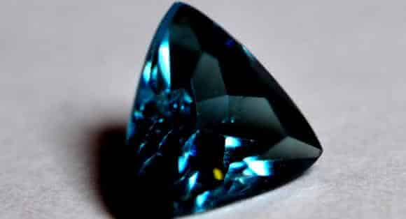 Garnet blue