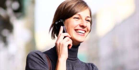 conversas longas ao celular