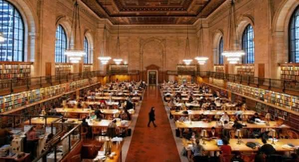 Library new york
