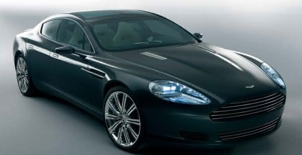 Aston Martin – Rapide 6.0