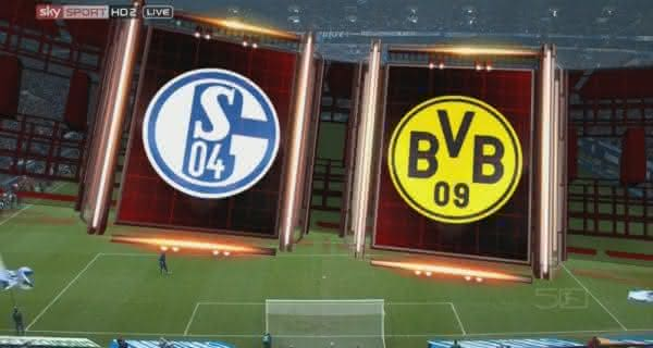 Borussia Dortmund X Schalke 04 maiores rivalidades