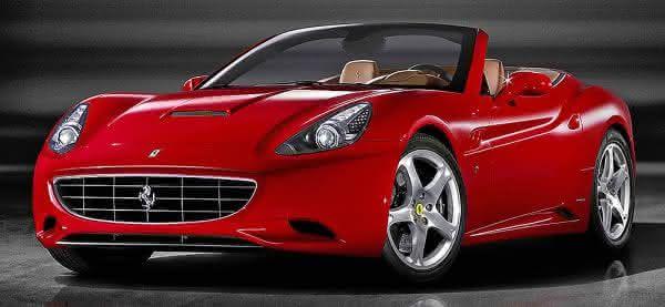 Ferrari – California F1