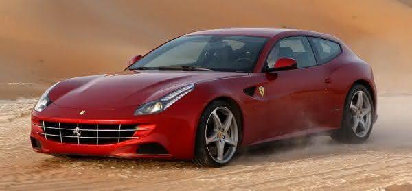 Ferrari – FF