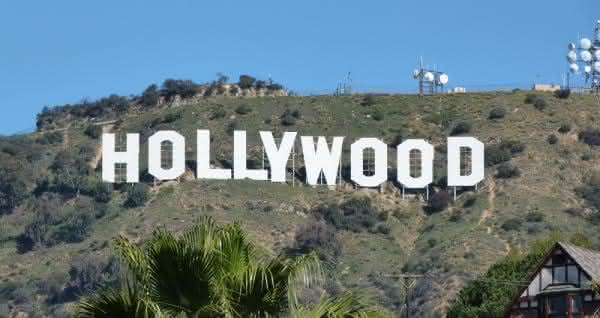 Placa Hollywood