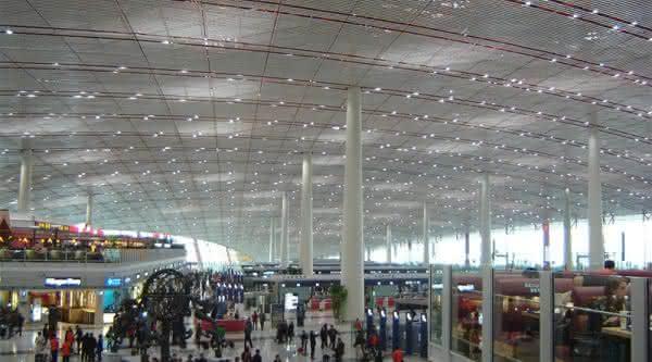 airport pequim maior aeroporto do mundo