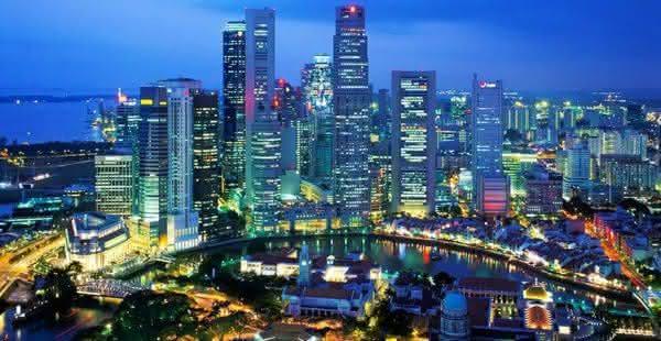 cidade cara de cingapura