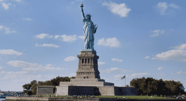 estatua da liberdade entre as mais caras