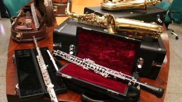instrumentos musicais caros
