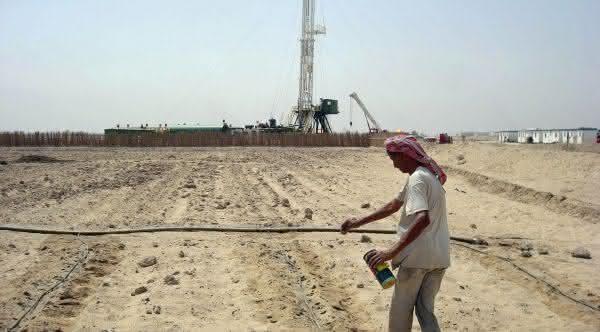 Iraque petroleo