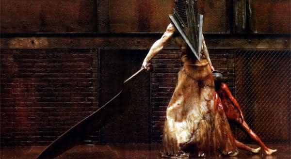 Pyramid Head do Silent Hill