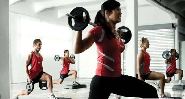 body pump execelente exercicio para queimar calorias