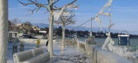 Top 10 paises mais frios do mudno