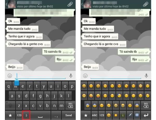 emoji em whatsapp
