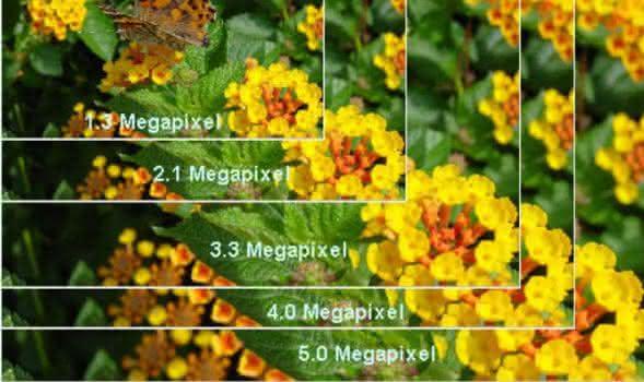 fotografia megapixels mito