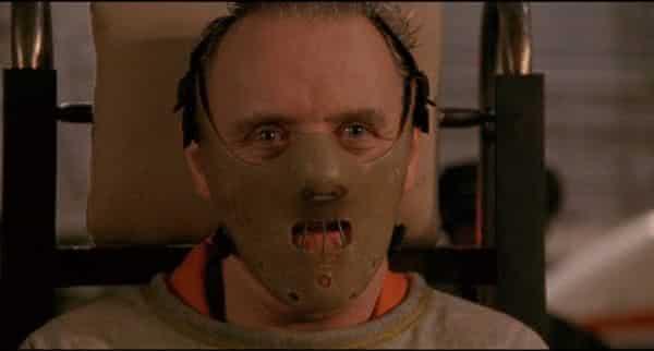 Hannibal Lecter maiores viloes dos cinemas