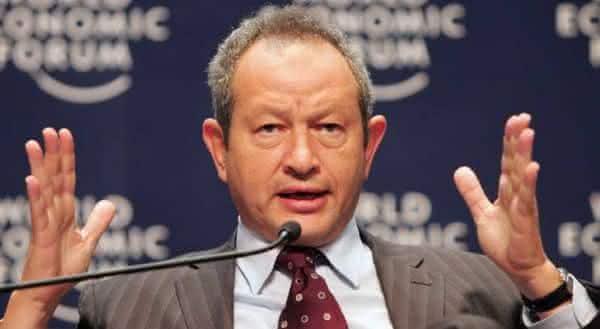 Naguib Sawiris Telekom Austria pessoas mais ricas da África