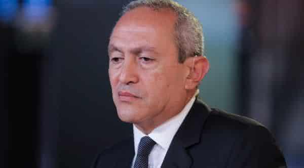 Nassef Sawiris mais rico do egito