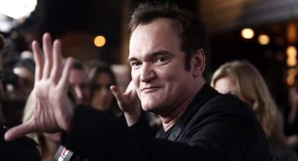 Quentin Tarantino um dos melhores diretores de cinema da historia