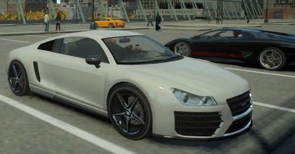 carros Obey 9F gta v