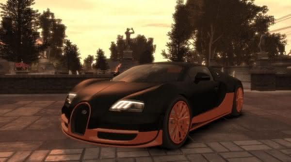 carros Truffade Adder gta v