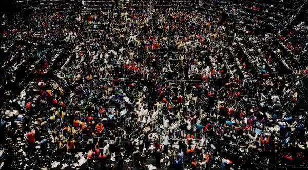 fotografia Chicago Board Of Trade III – 1999-2000 Andreas Gursky