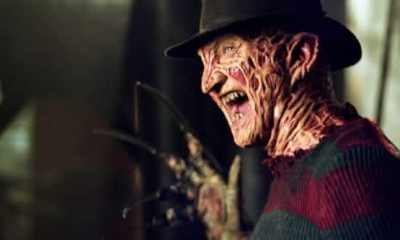 Freddy Krueger maiores vilões do cinema