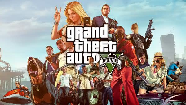 grand theft auto gta v 5 entre os melhores games da historia