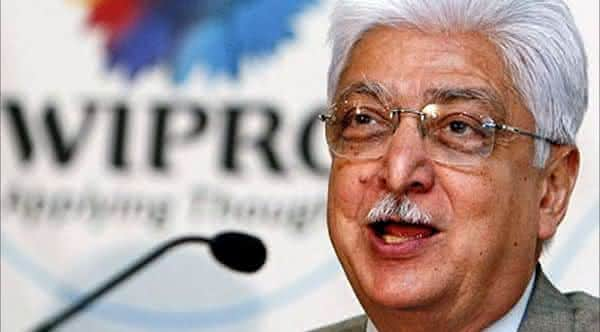 Azim Premji um dos homens mais ricos da ásia