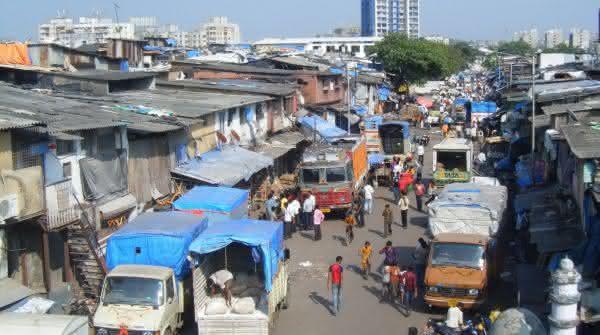 Dharavi na india melhor favela do mundo