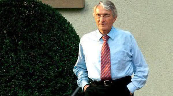 Dieter Schwarz um dos bilionarios da europa
