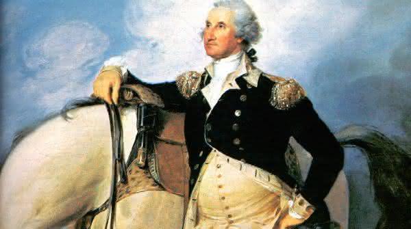 George Washington um dos homens mais influentes do mundo