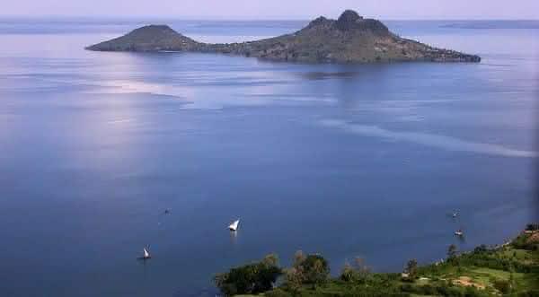 Lago victoria um dos maiores