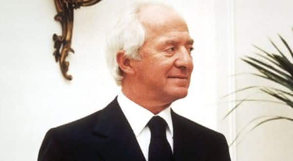 Leonardo Del Vecchio umas das pessoas mais ricas da europa