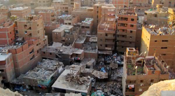 Manshiet Egito favela