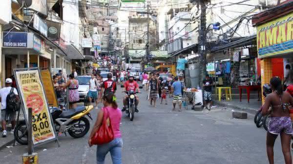 favela da rocinha uma das maiores do mundo