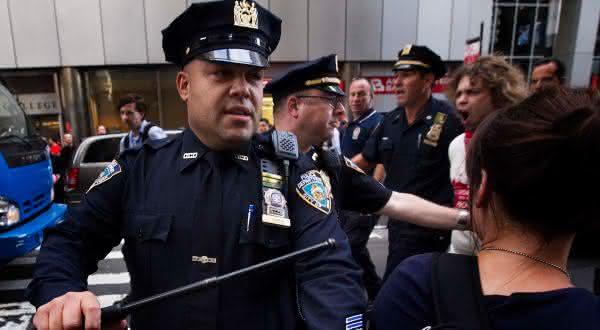 forca policial dos estados unidos