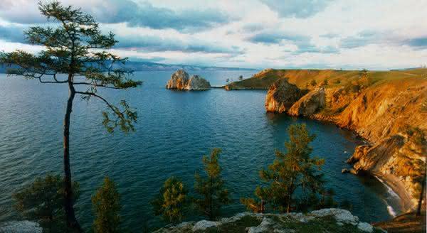 lago Baikal maiores lagos do mundo