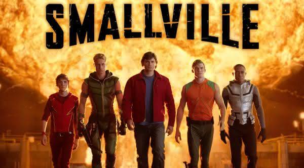 smallville entre as maiores series de tv de todos os tempos