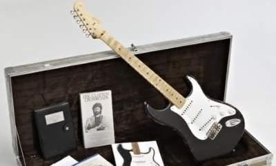 Top 10 guitarras mais caras do mundo