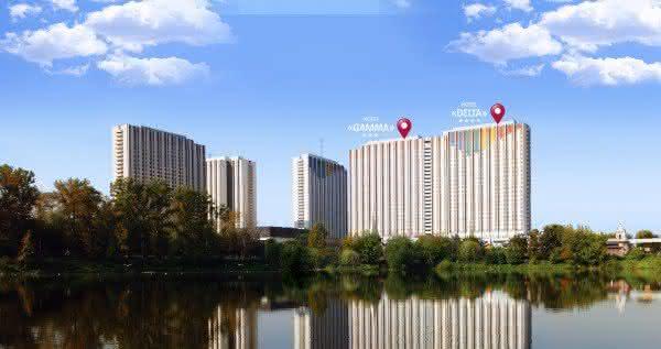 Izmailovo Hotel maiores hotéis do mundo