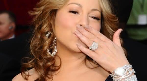 Mariah Carey aliancas de casamentos mais caros