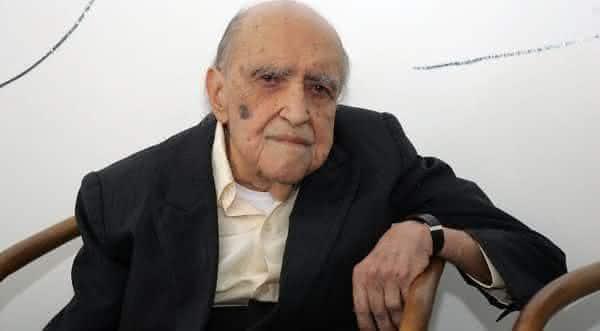 Oscar Niemeyer um dos brasileiros mais famosos do mundo