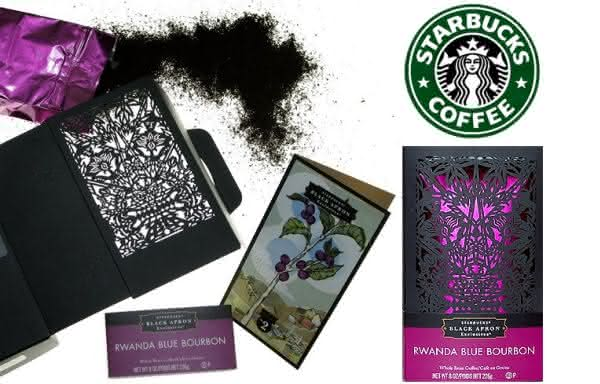 Starbucks Ruanda Azul Bourbon um dos mais caros cafés do mundo