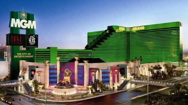 The MGM Grand maiores hotéis