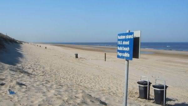 beach Hoek van Holland