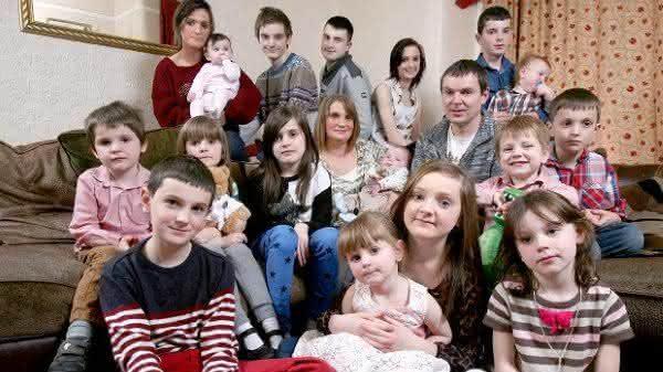 familia radford maiores familias do mundofamilia radford maiores familias do mundo